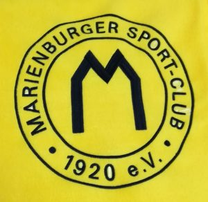 Stickerei Marienburger sport Club